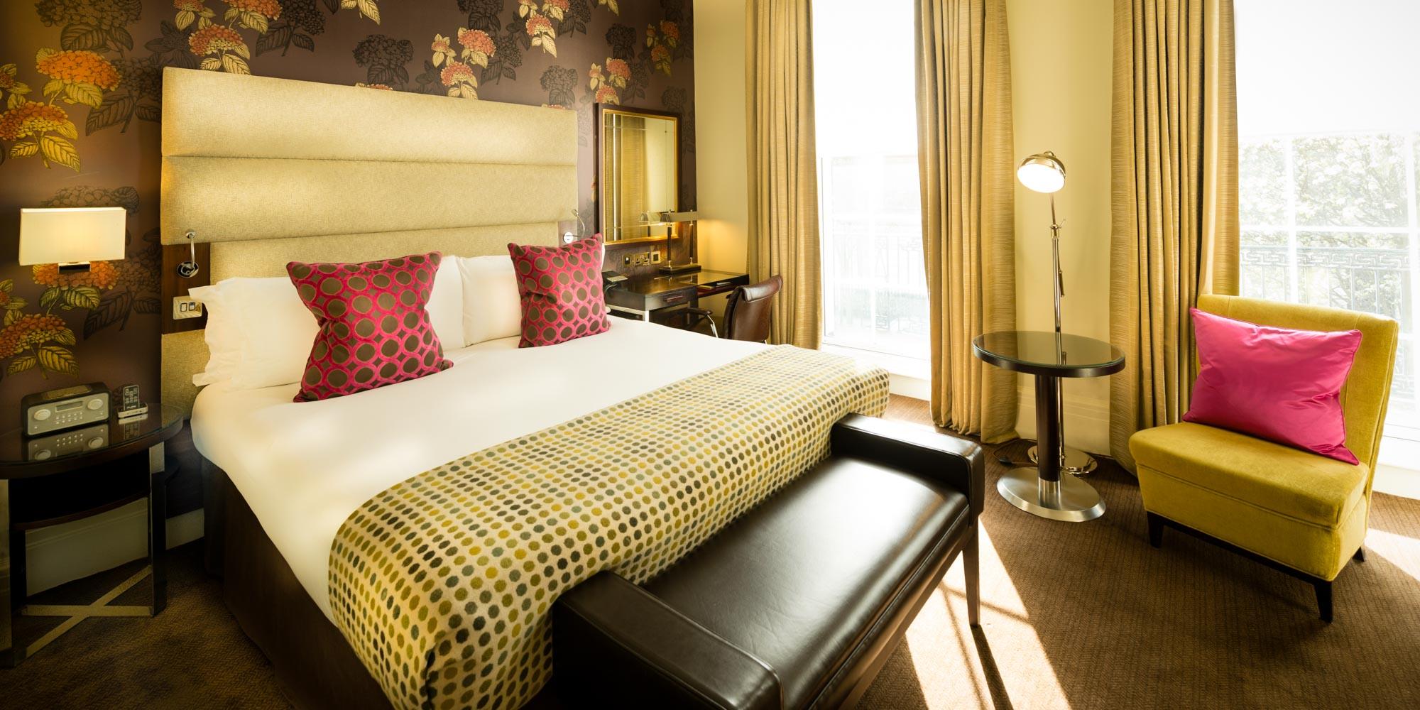 Hotel Interiors Photographers London UK