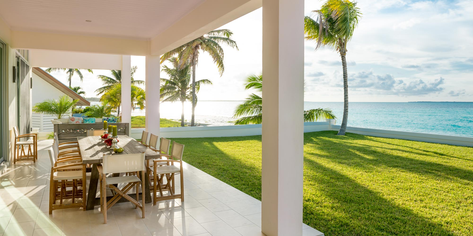Luxury villa photographers
