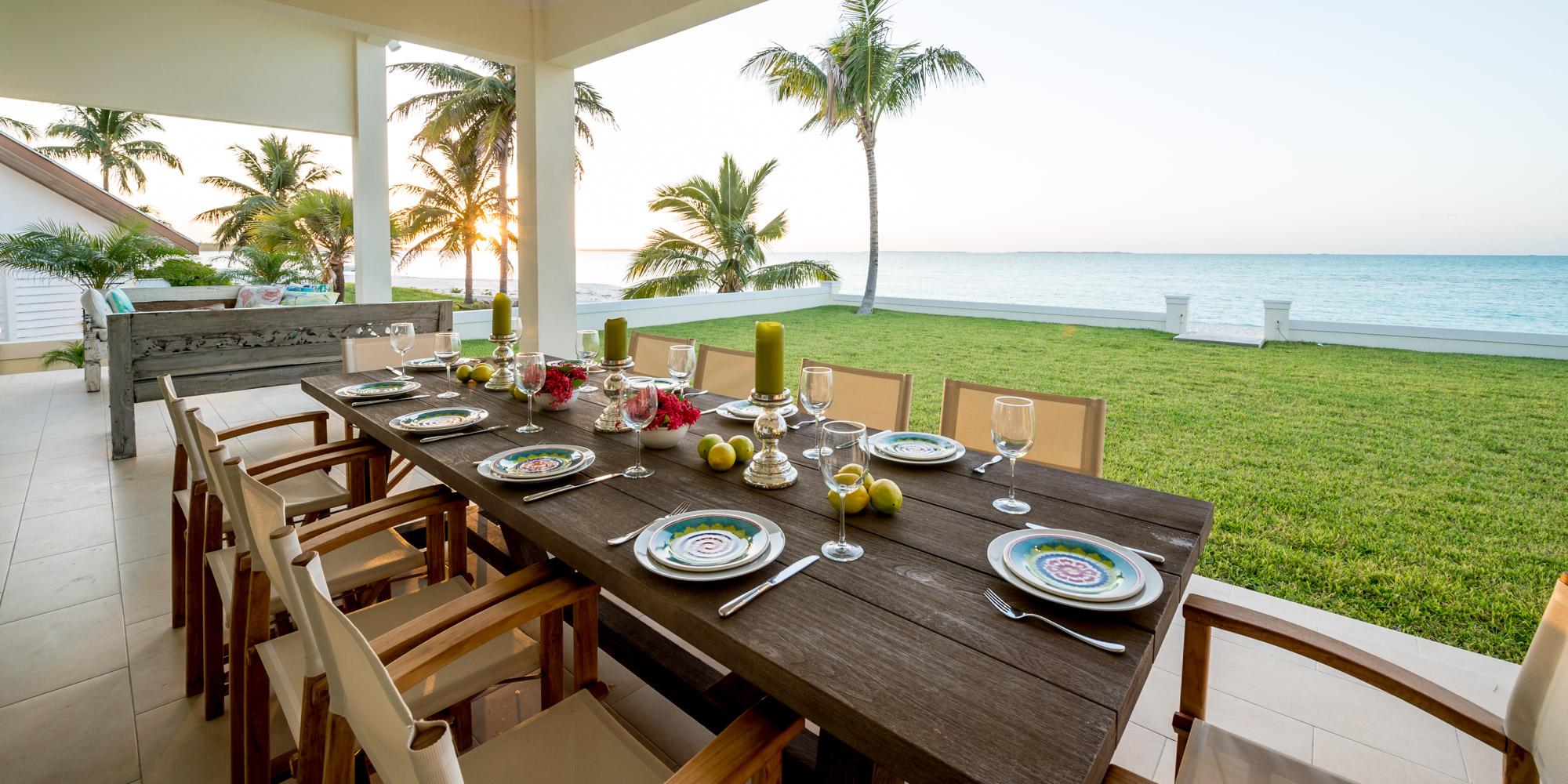 Bahamas villa photographers