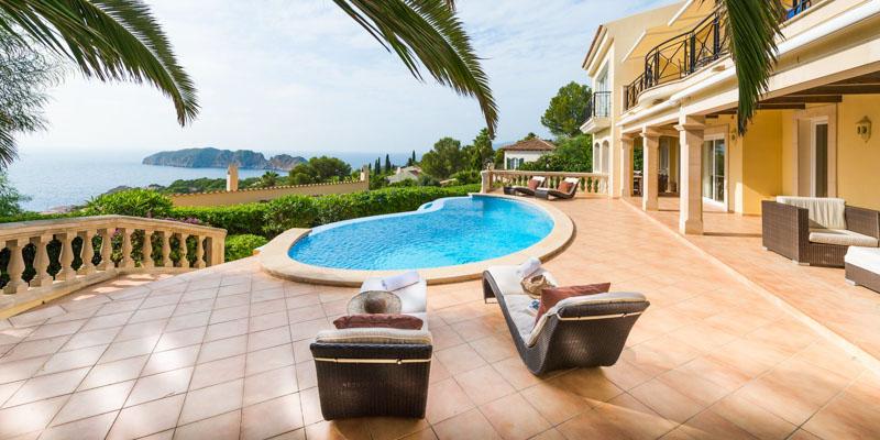 Majorca villa photographers