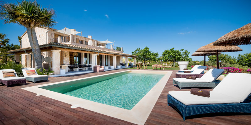 Mallorca villa photos